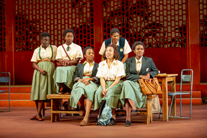 BWW Review: SCHOOL GIRLS; OR, THE AFRICAN MEAN GIRLS PLAY at Goodman Theatre
