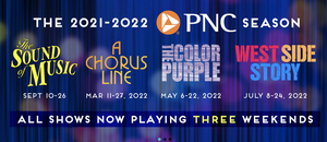 Tickets Now on Sale For City Springs Theatre Company's 2021-22 Season