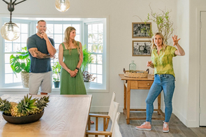 HELP! I WRECKED MY HOUSE Returns Sept. 6 to HGTV