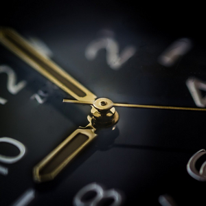 Student Blog: Time is an Illusion