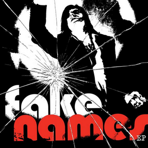 Fake Names Release 'Fake Names EP'