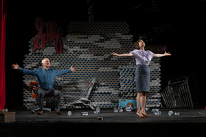 BWW Review: LAUGHING WILD is an Empathetic Ride at the Dorset Theater Festival