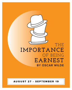 THE IMPORTANCE OF BEING EARNEST Will Be Performed at Centerstage Theatre This Month