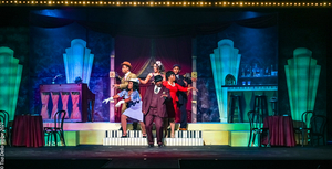 BWW Review: AIN'T MISBEHAVIN'  THE FATS WALLER MUSICAL SHOW at Candlelight Music Theatre