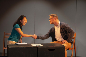 BWW Review: SMART PEOPLE at Monument Theatre Company