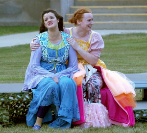 BWW Review: A MIDSUMMER NIGHT'S DREAM: THE LOVERS' TALE Casts a Spell this Milwaukee Summer