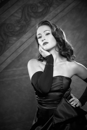 Blue Panther Productions & Canal Cafe Theatre to Present LOVE GODDESS, THE RITA HAYWORTH CABARET