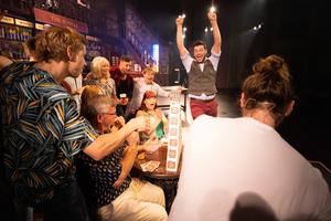 Playhouse Square Extends THE CHOIR OF MAN Through September 18