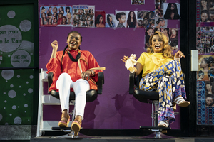 BWW Review: Shakespeare in the Park Triumphantly Returns with MERRY WIVES