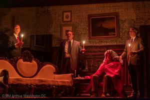 BWW Review:  Kensington Arts Theatre's AND THEN THERE WERE NONE is Murderous Fun