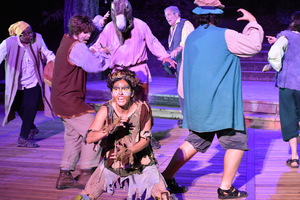 Listen: BWW Podcaster Ashton Marcus and Jackie Nicole Discuss A MIDSUMMER NIGHT'S DREAM
