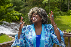 BWW Interview: Lillias White of WE'RE BACK at The Green Room 42, August 12th Through 14th