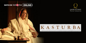 KASTURBA To Stream From Book My Show August 14th