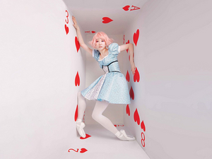 ALICE (in wonderland) Comes to Hong Kong Cultural Centre Grand Theatre & Streaming