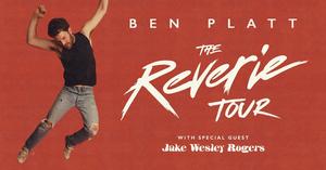 Ben Platt Announces THE REVERIE Concert Tour, Kicking Off in Spring 2022