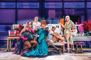 Layton Williams & Roy Haylock (Bianca Del Rio) to Reprise Their Roles in EVERYBODY'S TALKING ABOUT JAMIE at the Ahmanson