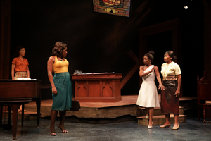 BWW Review: NINA SIMONE: FOUR WOMEN at Berkshire Theatre Group Provides an Eye Opening, Powerful, Stirring, and Unique Theatrical Experience.