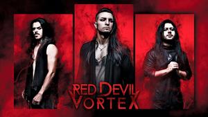 RED DEVIL VORTEX Releases New Single 'ALIVE'