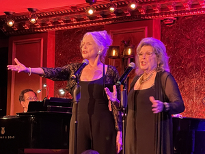 BWW Review: ANITA GILLETTE & PENNY FULLER Are A Wonder in SIN TWISTERS at 54 Below