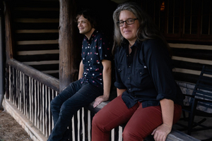 Marisa Anderson & William Tyler Share Cinematic New Single 'At the Edge of the World'