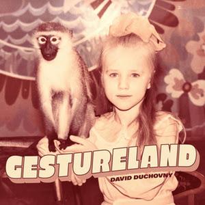 David Duchovny Releases Third Album 'Gestureland' Today