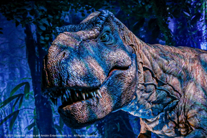 BWW Feature: JURASSIC WORLD: THE EXHIBITION Extends Its North Texas Debut Until January 2, 2022
