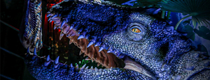 JURASSIC WORLD: THE EXHIBITION Extends Its North Texas Debut Until January 2, 2022