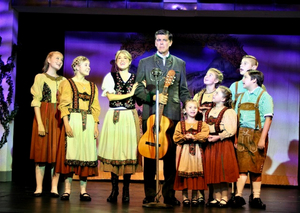 BWW Review: THE SOUND OF MUSIC  at Alhambra Theatre And Dining