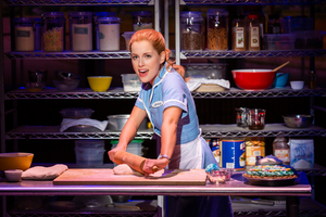 The Grand Announces 21-22 Broadway in Wilmington Season Featuring WAITRESS, FIDDLER ON THE ROOF and More