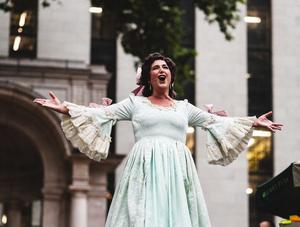 New York City Opera to Present RIGOLETTO as Part of Bryant Park Picnic Performances