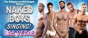 David Hernandez and Chris Salvatore to Headline NAKED BOYS SINGING! in Las Vegas