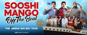 Sooshi Mango Reschedule OFF THE BOAT Tour