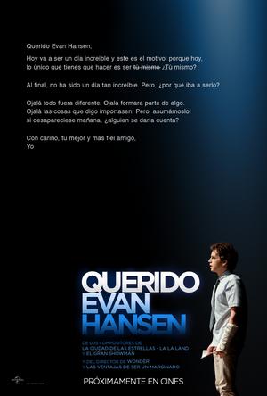 Ya disponible el trailer oficial en español de QUERIDO EVAN HANSEN