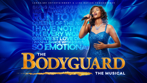 VIDEO: THE BODYGUARD Begins Performances In Denmark Next Month