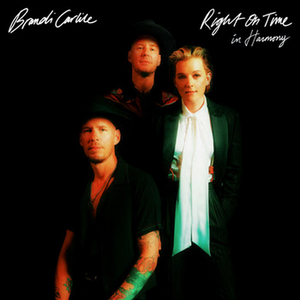 Brandi Carlile Releases Acoustic Version of 'Right On Time'