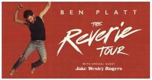 Ben Platt's THE REVERIE TOUR Tickets On Sale Now
