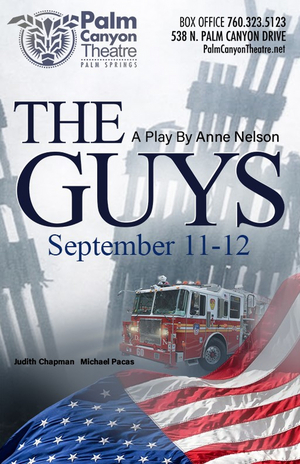 BWW Review: THE GUYS at Palm Canyon Theatre