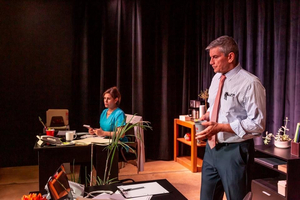 BWW Review: RASHEEDA SPEAKING IS A POWERFUL, ANXIETY DRIVEN RESTROSPECTIVE at OFF-CENTRAL PLAYERS