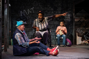 BWW Review: RAIN FALLS SPECIAL ON ME at Ground Floor Theatre