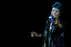 BWW Review: JOSEPHINE Puts Showbiz's First Black Superstar in a One-of-a-Kind Spotlight at Theater West End