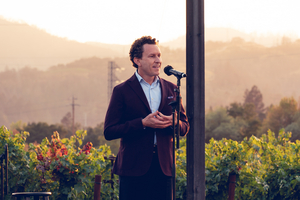 Jacob Langfelder Launches Broadway And Vine In Napa Valley With Tony Yazbeck And Lance Horne