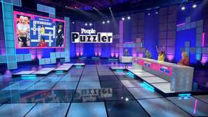 Season Two of Leah Remini's Crossword Game Show PEOPLE PUZZLER Out September 27
