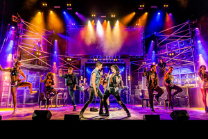 ROCK OF AGES Starring Kevin Clifton is Coming to the Milton Keynes Theatre