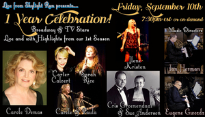 LIVE FROM SKYLIGHT RUN Celebrates One-Year Anniversary With Carole Demas And Friends