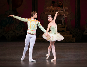 New York City Ballet's Annual Season of GEORGE BALANCHINE'S THE NUTCRACKER to Open November 26
