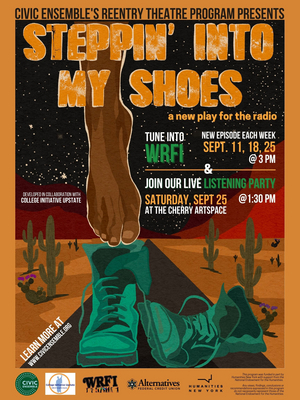 Civic Ensemble Announces New Radio Play STEPPIN' INTO MY SHOES