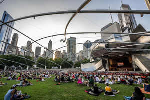 Chicago Dancers United's Dance for Life Welcomes 4,000 to Millennium Park