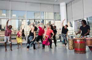 Ailey Extension Celebrates National Dance Day by Reopening Studios for In-Studio Classes