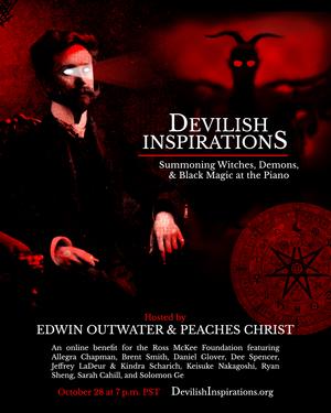 The Ross McKee Foundation Presents DEVILISH INSPIRATIONS