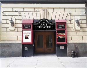 AMT Builds A Regional Theater in Midtown Manhattan
